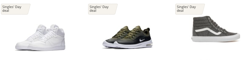 Bol.com Singles Day Sneakers