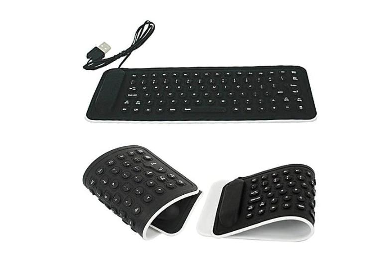 USB flexibel toetsenbord