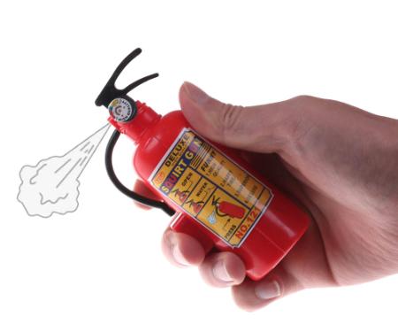 AlliExpress brandblusser waterpistool