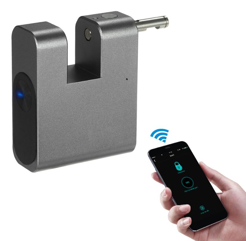 Beveiligingsslot Bluetooth
