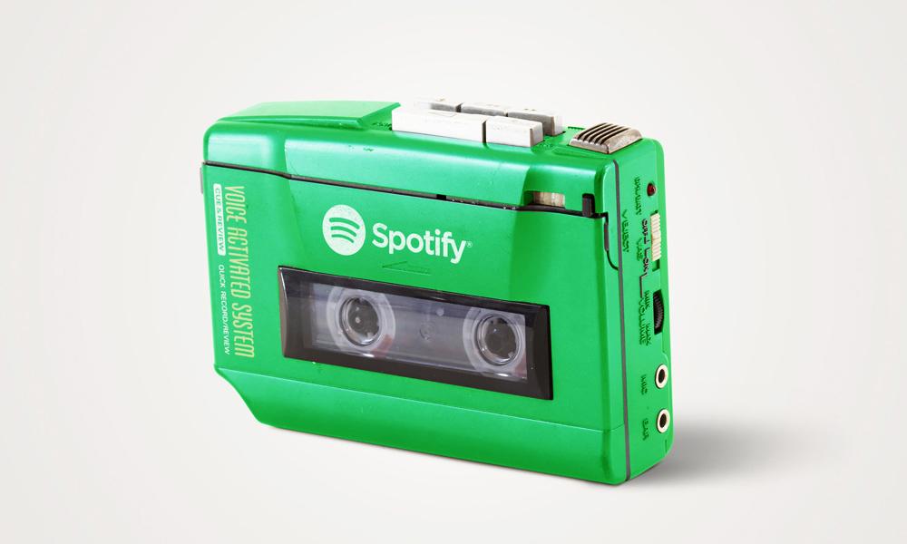 Spotify in de jaren 90