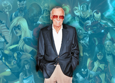 Stan Lee afscheid van een legende