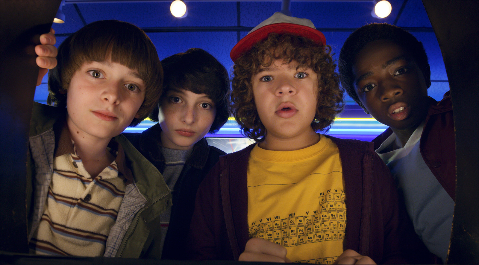 Beste series Netflix IMDB Stranger Things