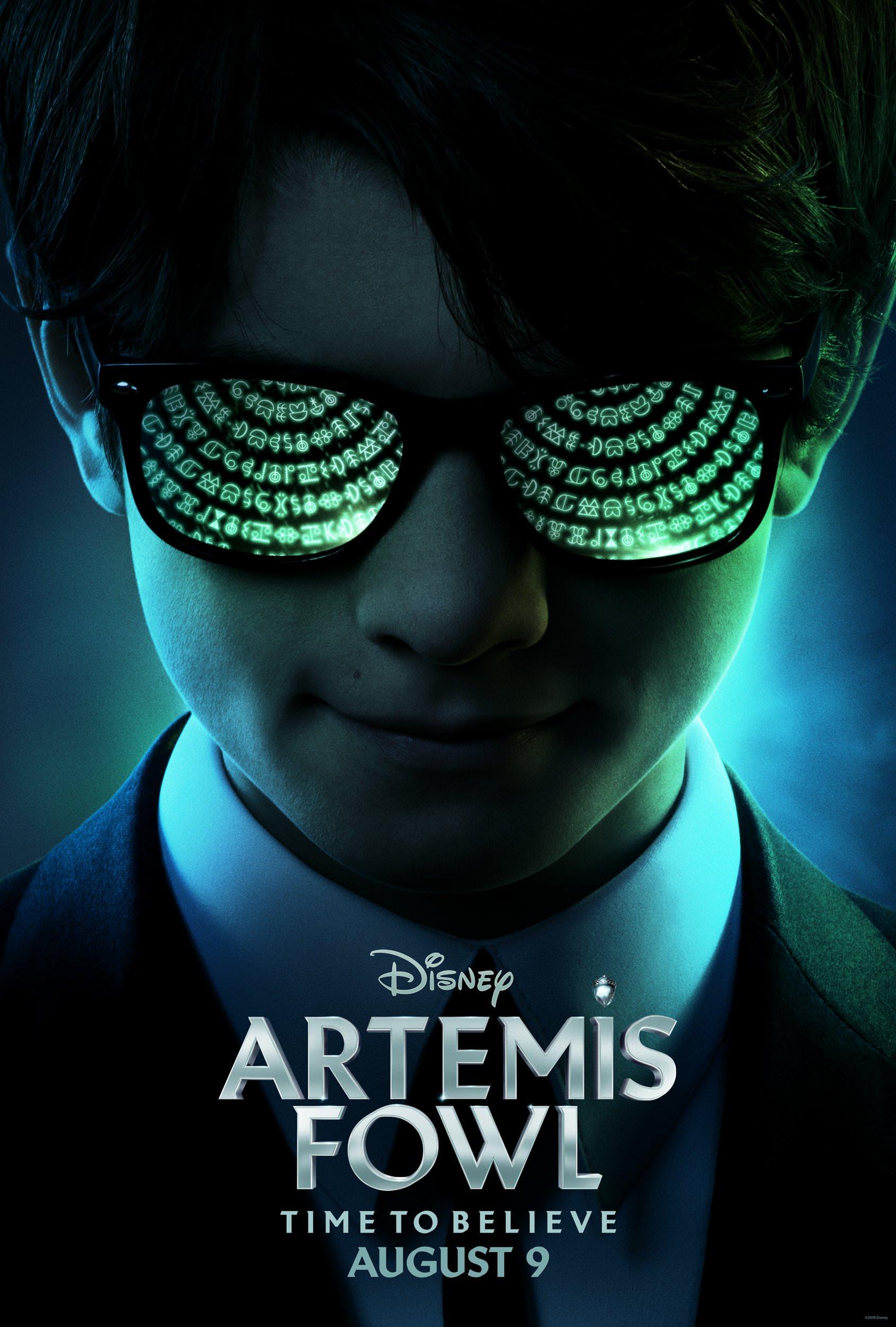 Artemis Fowl Disney trailer