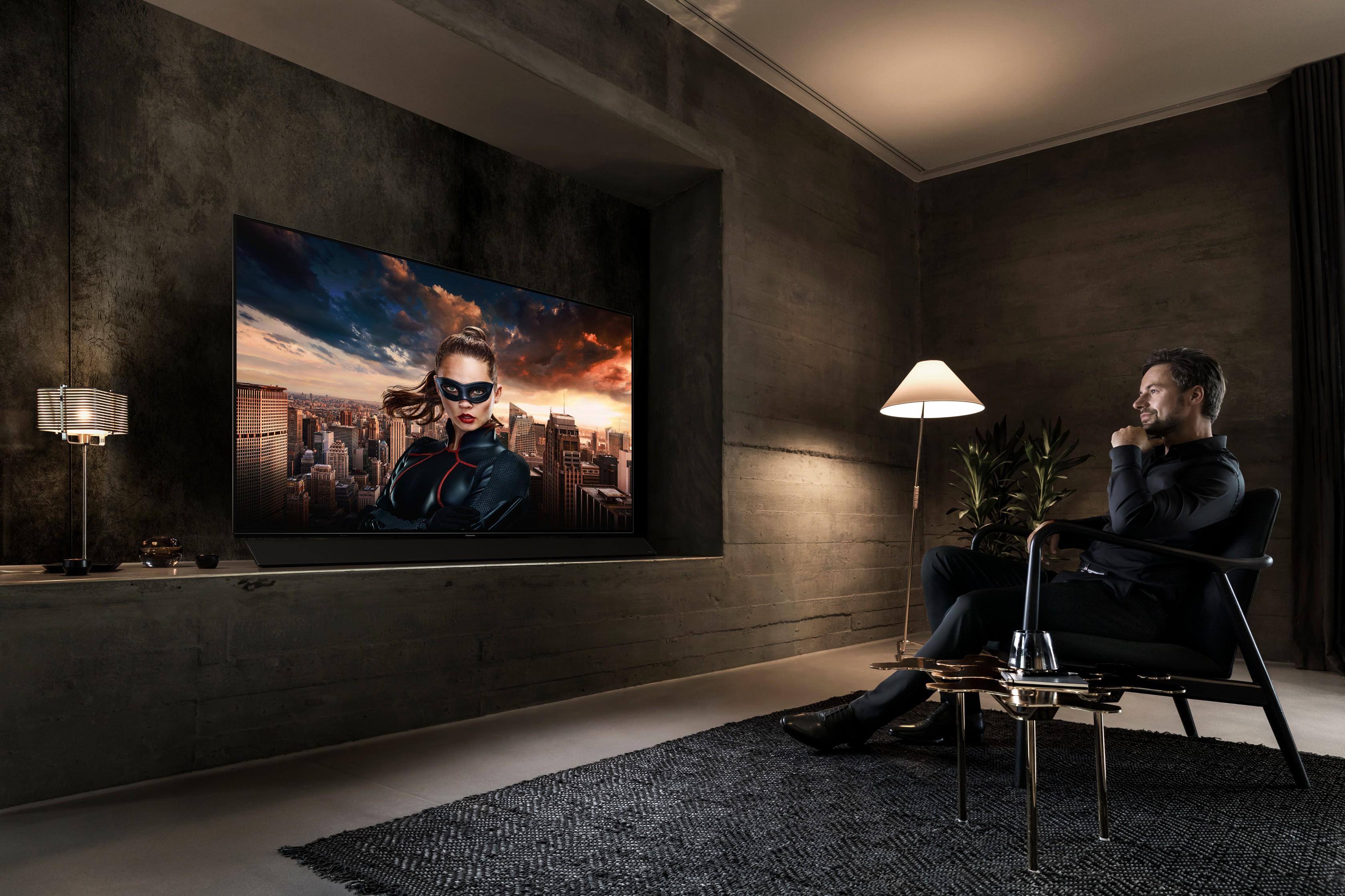 Panasonic QLED Televisies