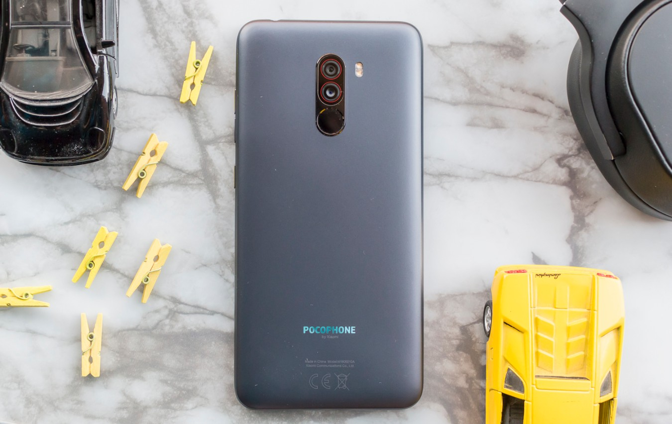 Xiaomi Pocophone F1 review 00