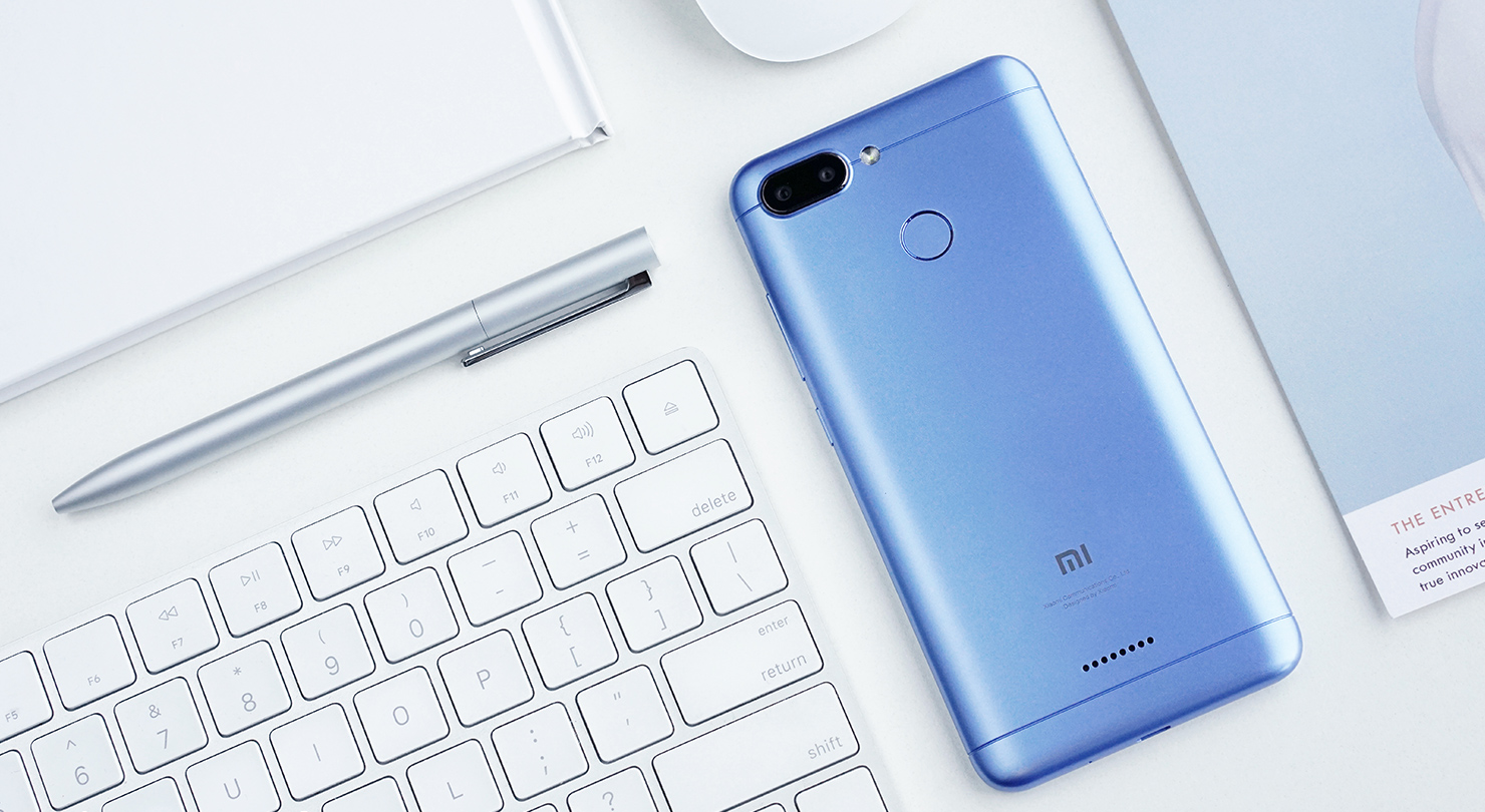 Xiaomi Redmi 6A Kruidvat