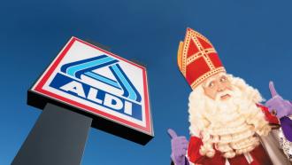 Aldi Sinterklaas schoencadeautjes