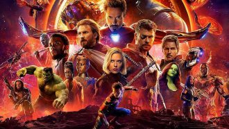 Avengers Infinity War Special Effects