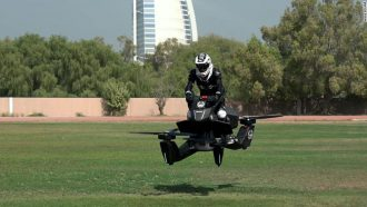 Hoverbike S3 2019