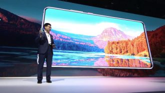 Huawei Samsung 2020