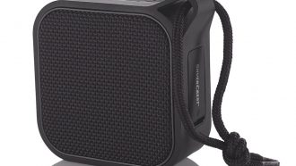 Lidl waterdichte Bluetooth speaker