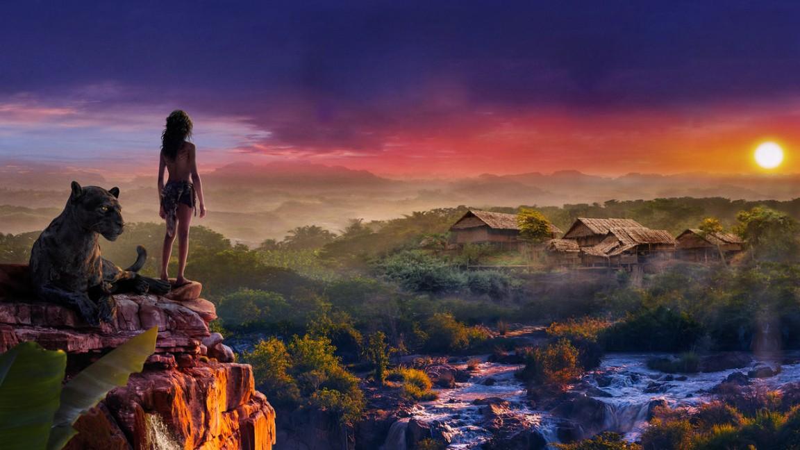 Mowgli: Legend of the Jungle - Netflix
