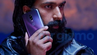 OnePlus 6T Purple Thunder