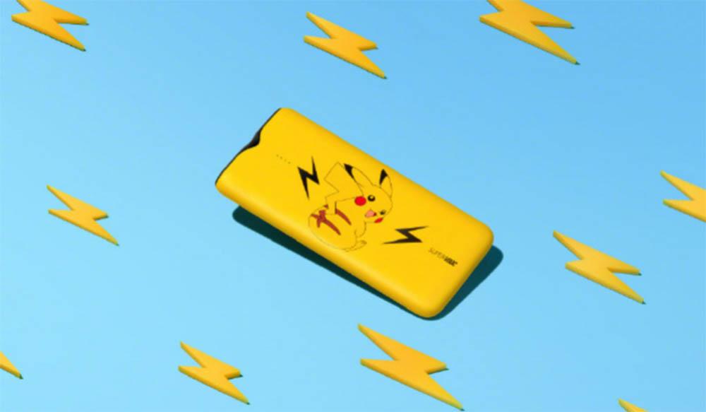 Oppo Pikachu powerbank