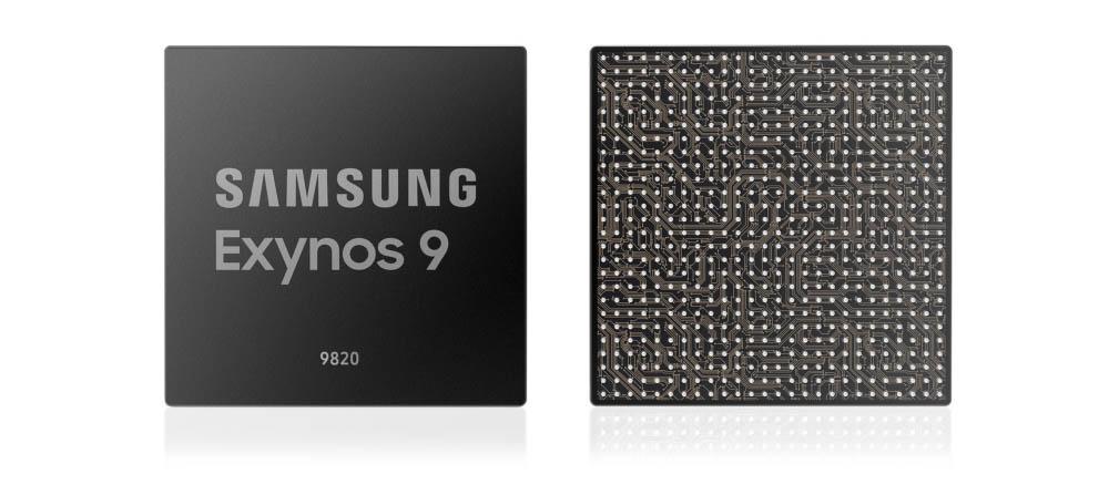 Samsung Exynos 9820 chipset