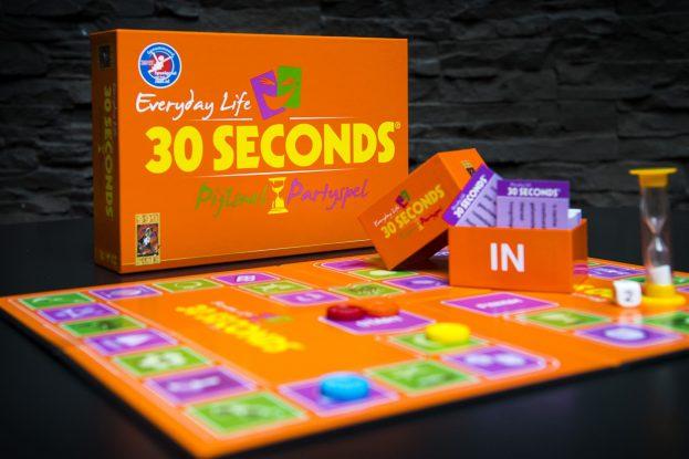 want spellenkast 30 seconds everyday life