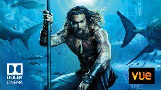 Aquaman Dolby Cinema