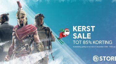 Ubisoft Store Kerstsale
