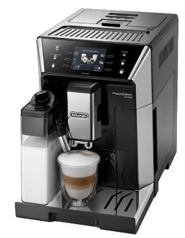 De Longhi slimme koffie automaat PrimaDonna Class ECAM55055sb