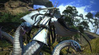 Final Fantasy XIV Patch 4.5