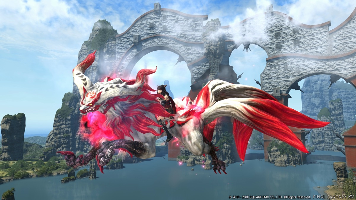 Final Fantasy XIV Patch 4.5