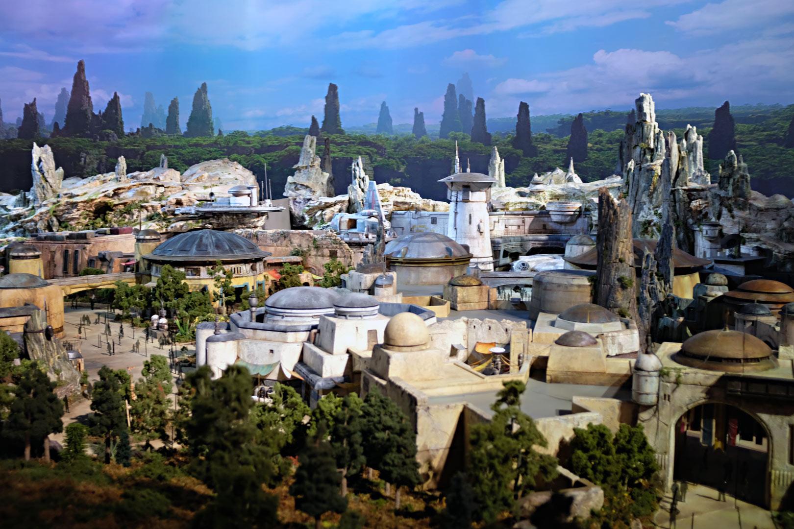 Star Wars: Galaxy's Edge Disney