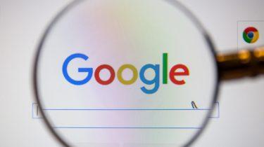 Google zoekresultaten 2018