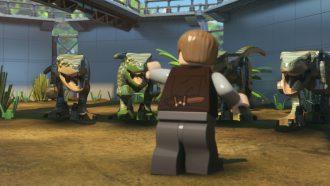 Lego films Lego Jurassic World The Secret Exhibit