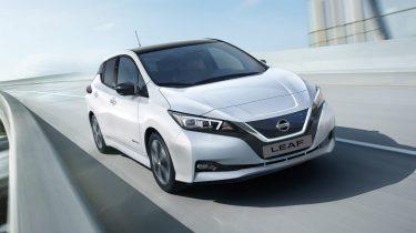 Nissan LEAF uiterlijk