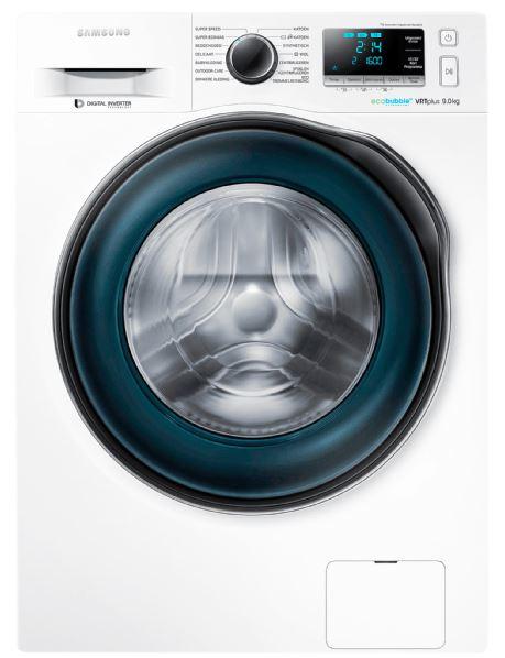 Samsung slimme wasmachine WW90J66000CW