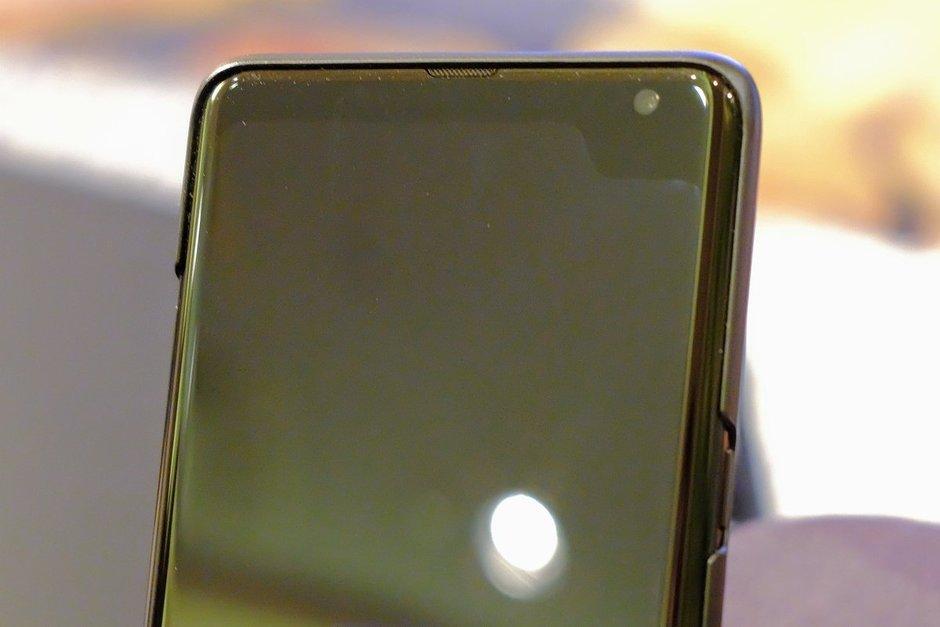 Samsung unieke notch