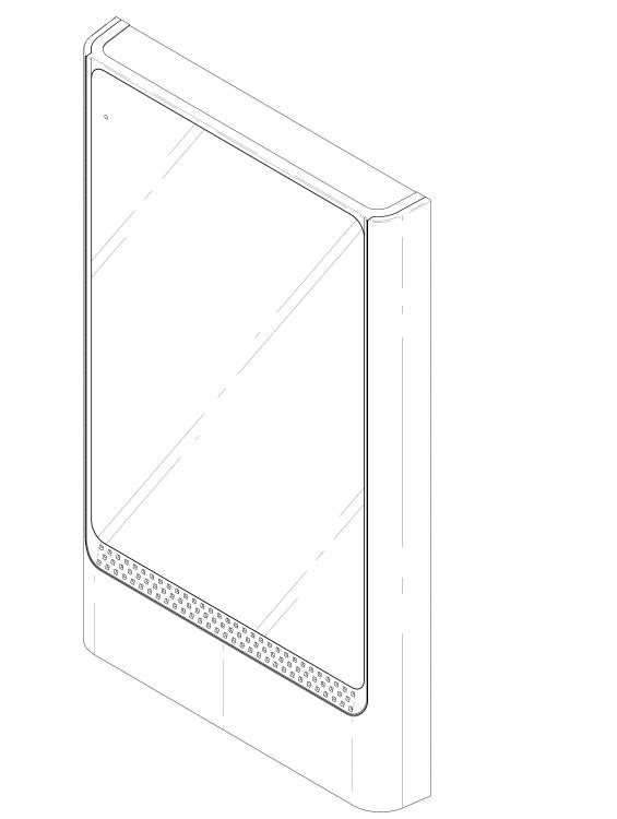 Samsung Slimme deurbel patent