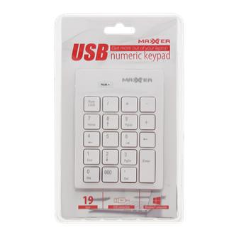 Maxx numeriek toetsenbord