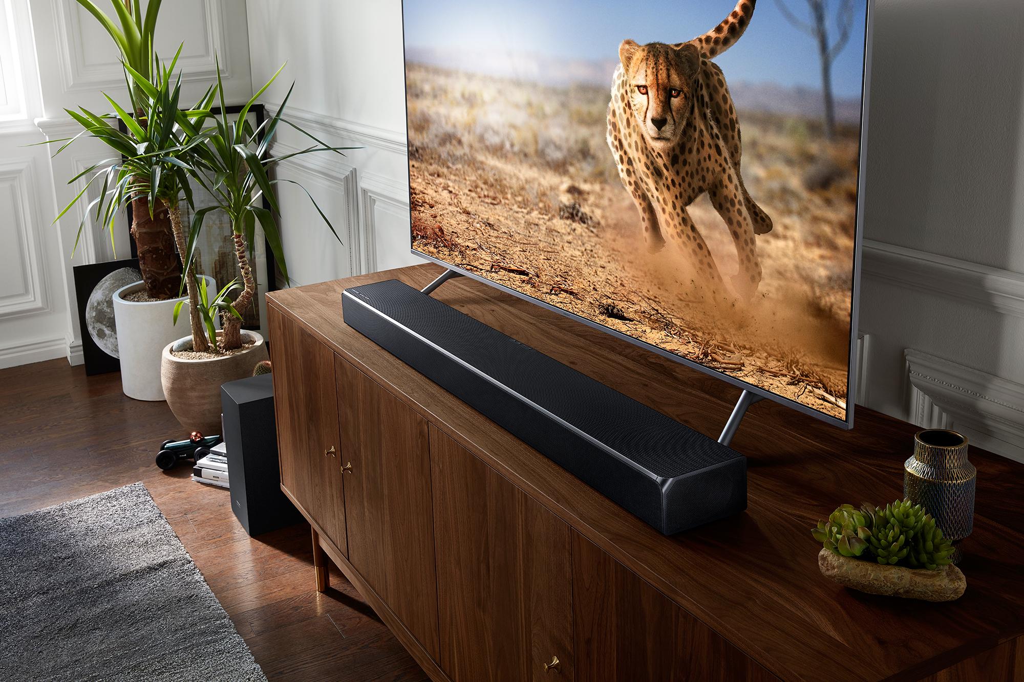 Samsung QLED Soundbar