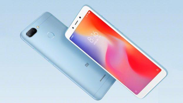 Xiaomi Redmi 6 koopwijzer