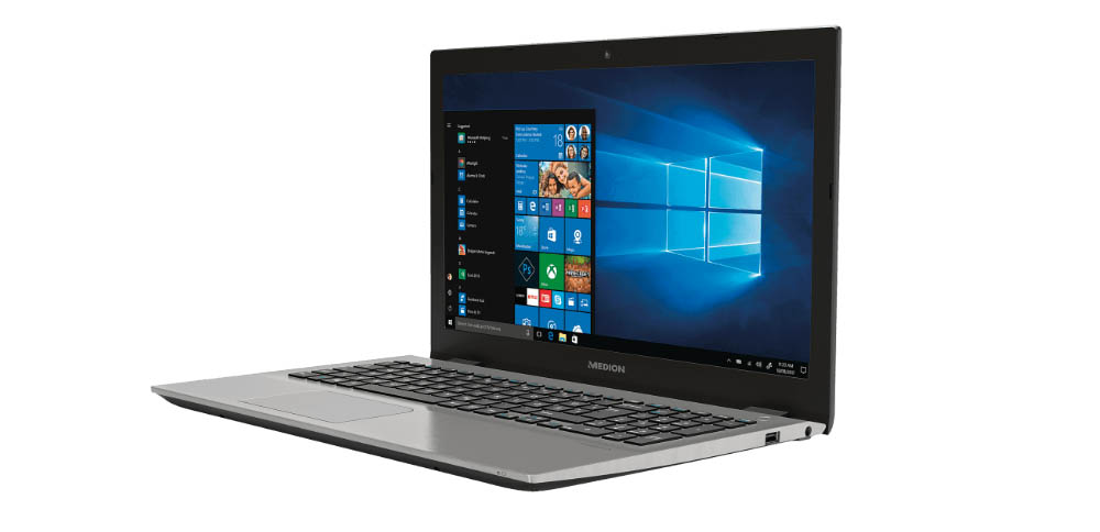 Aldi Medion Laptop