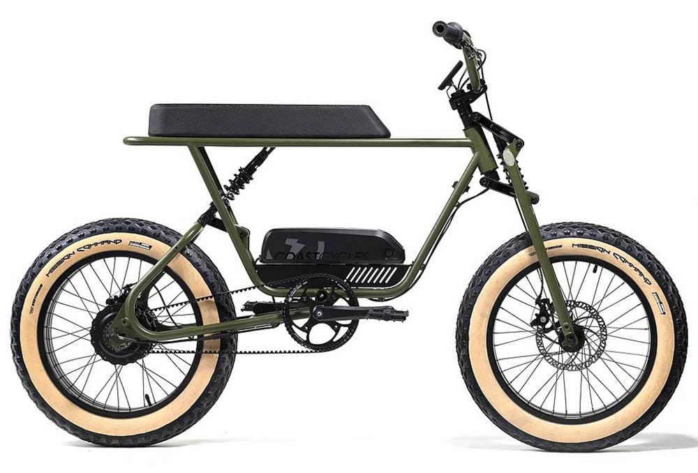 Buzzraw X250 elektrische fiets