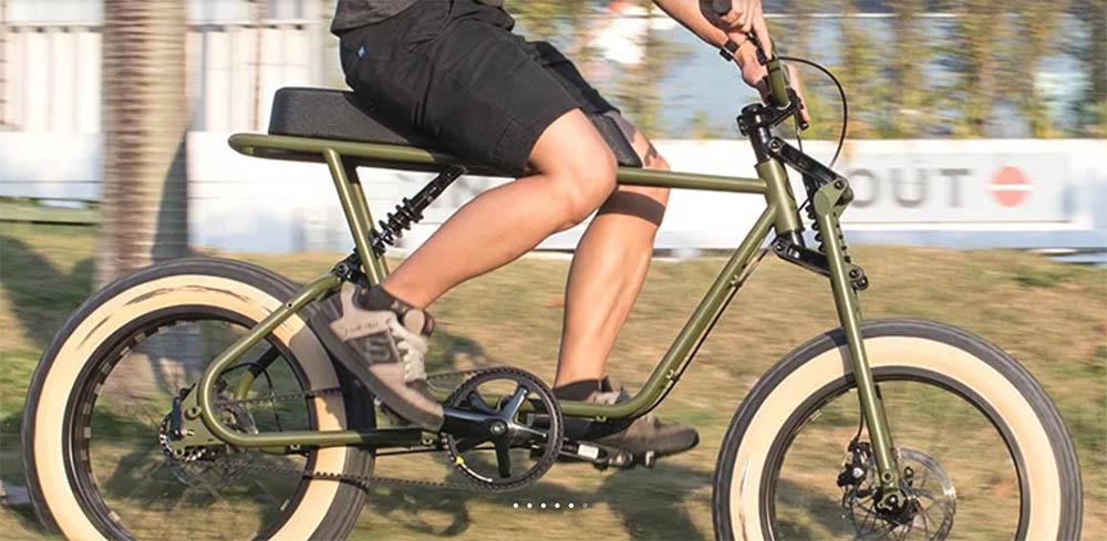 Buzzraw X Pedal elektrische fiets