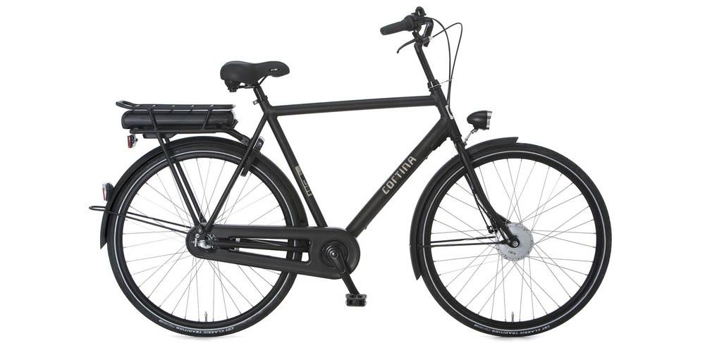 Cortina E-U1 elektrische fiets