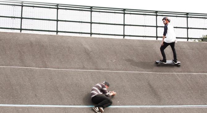 elektrische skateboards