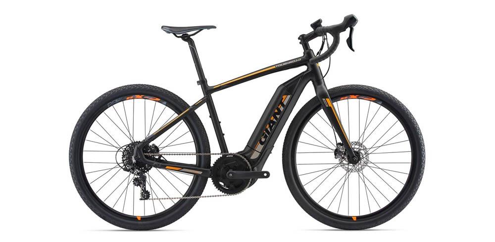 Giant TouchRoad GX E+ elektrische fiets