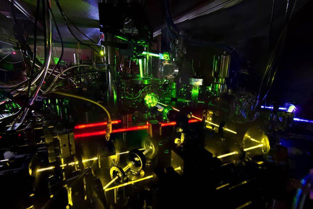 accurate atomische klok NIST