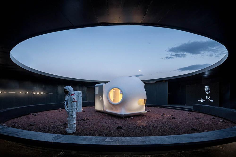 Mars Case huis Xiaomi Open Architecture