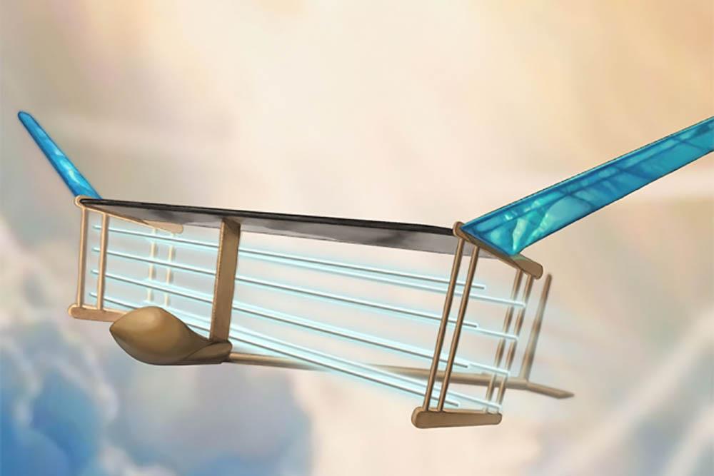 MIT vliegtuig