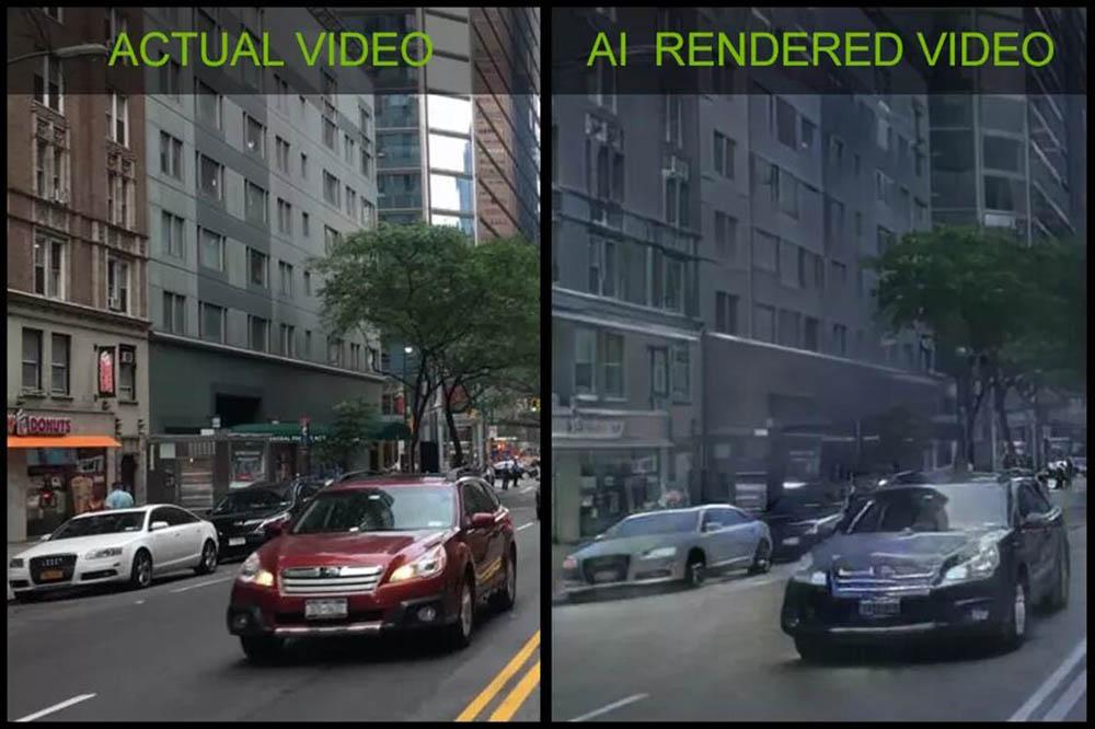 Nvidia AI graphics