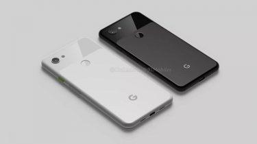 Google Pixel 3 Lite en Pixel 3 Lite XL