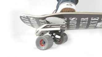 Skateboard Surf adapter