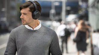 Sony WH 1000XM3 draadloze koptelefoon noise cancelling