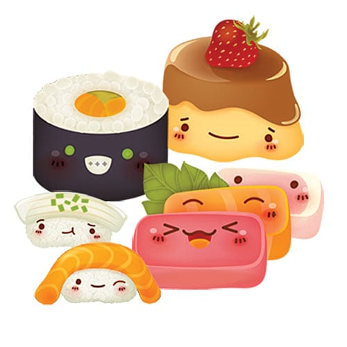 Sushi GO! Review WANT